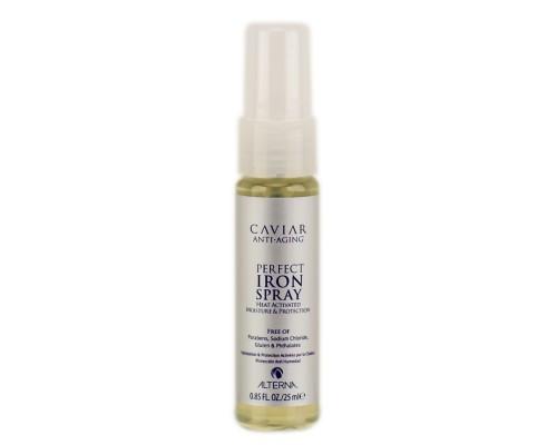 Alterna Caviar Sea Silk Perfect Iron Spray Термозащитный спрей для выпрямления волос