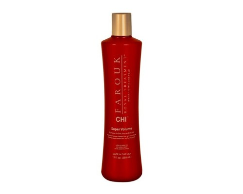 CHI Royal Treatment Super Volume Shampoo Шампунь Супер объем CHI Королевская линия