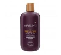ЧИ Deep Brilliance Olive & Monoi Optimum Moisture Conditioner Кондиционер ЧИ Увлажняющий для поврежденных волос