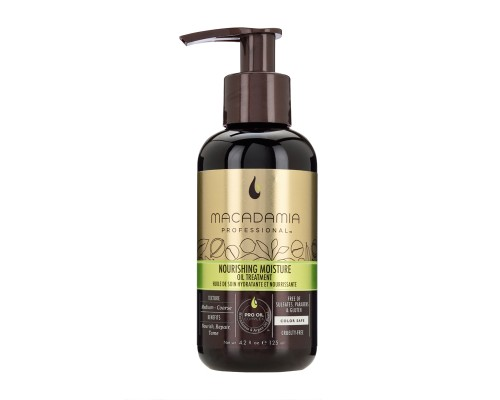 Macadamia Nourishing Moisture Oil Treatment Питательное масло