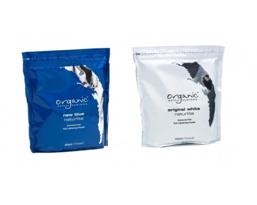 Organic Colour Systems Naturlite Lightening Powder Обесцвечивающая безаммиачная пудра