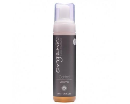 Organic Color Systems Control Volume Mousse Мусс объемный для укладки волос