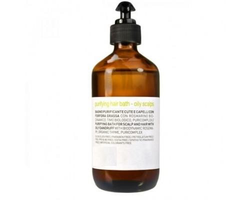 Organic Way Rolland Purifying Hair Bath-Oily Scalps Шампунь Organic Way против перхоти для жирной кожи головы