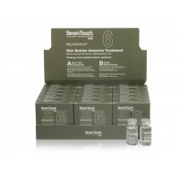 6.Seven Touch 6 Botulin Treatment A+B  Холодный Ботокс для волос - интенсивный комплекс для лечения и активного увлажнения Ботулин