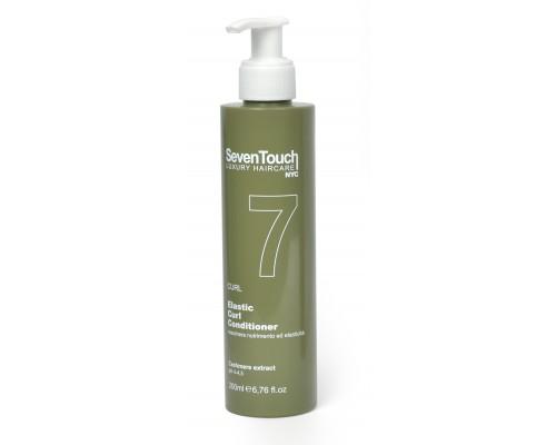 7. Seven Touch Elastic Curl Conditioner Punti di Vista Кондиционер для кудрявых волос с органическим экстрактом кашемира