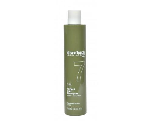 7.Seven Touch 7 Perfect Curl Shampoo Шампунь для кудрявых волос