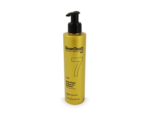 7. Seven Touch Anti-Frizz Curly Definer Punti di Vista Несмываемый флюид для кудрявых волос с органическим алоэ вера