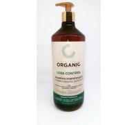 Organic Vegan Formula Loss Controll Strengthening Shampoo Punti di Vista Укрепляющий бессульфатный шампунь от выпадения волос с экстрактами конского каштана, ментола, гуараны, эхинацеи и маслом можжевельника