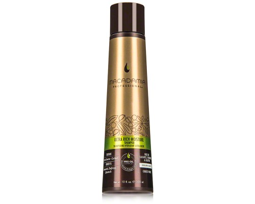 Macadamia Ultra Rich Moisture Shampoo Ультра-увлажняющий Шампунь